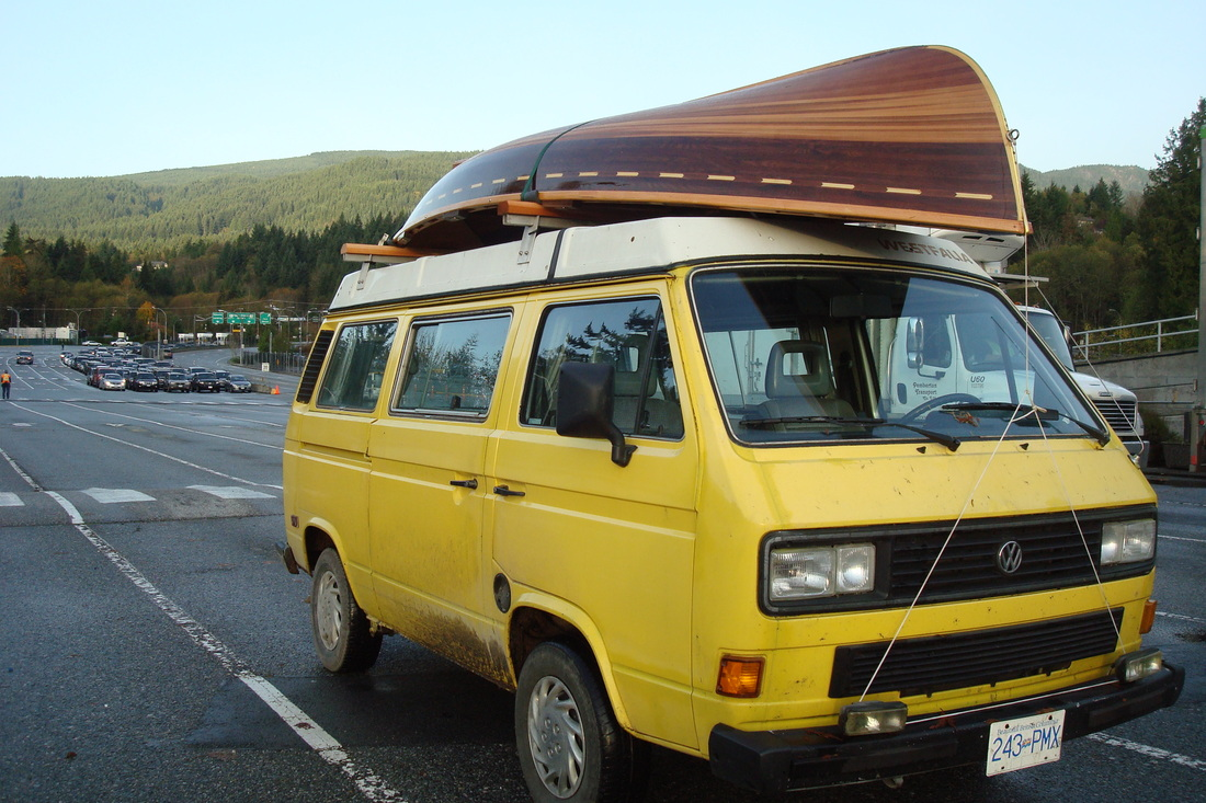 cosine wherry cartop vanagon